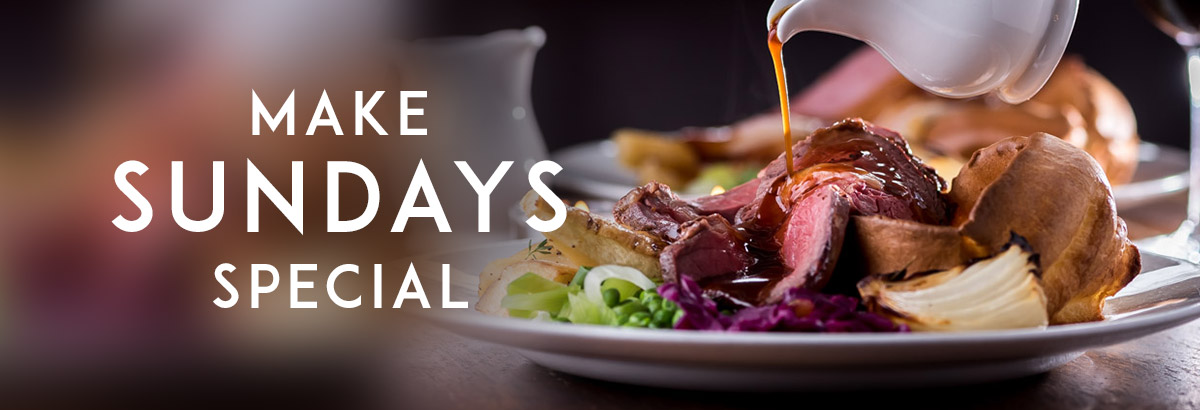 Special Sundays at The Crown & Sceptre