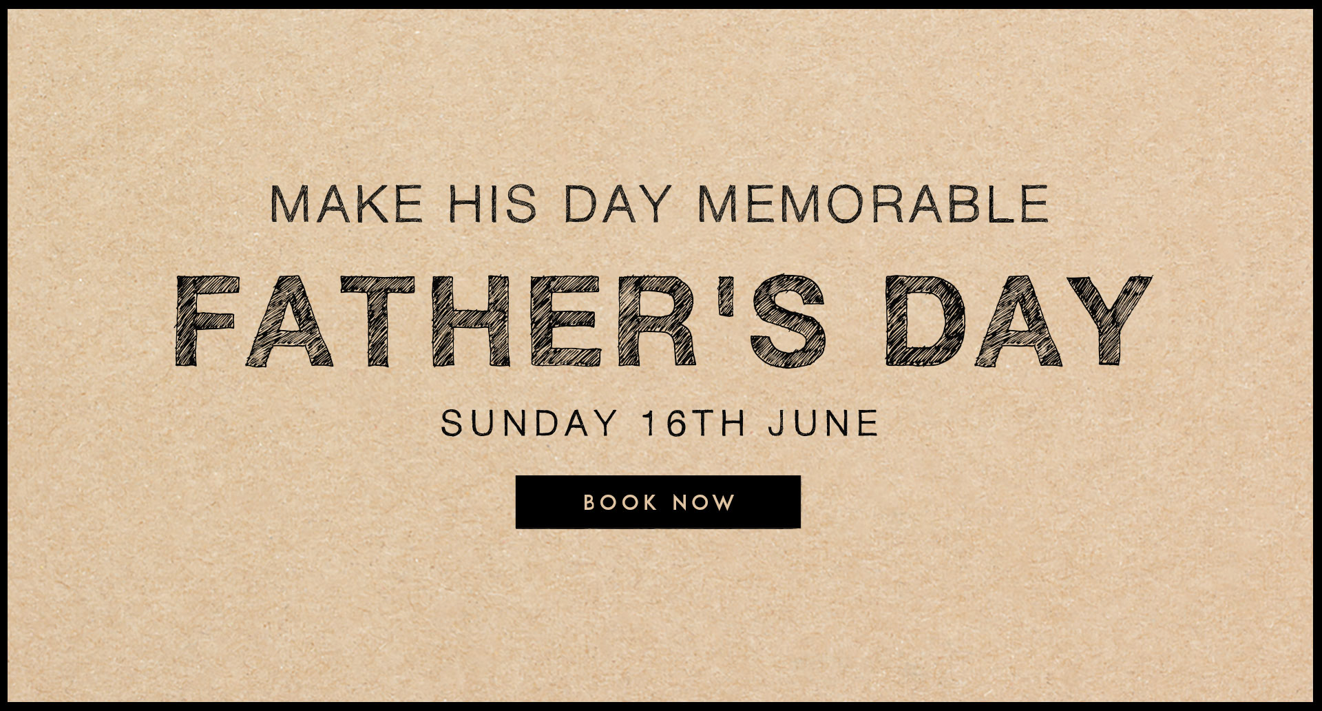 Fathers Day at The Crown & Sceptre