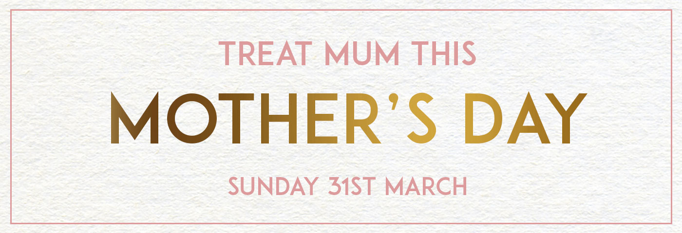 Mother's Day at The Crown & Sceptre